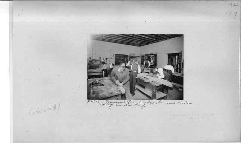 Mission Photograph Album - Negro #1 page 0149