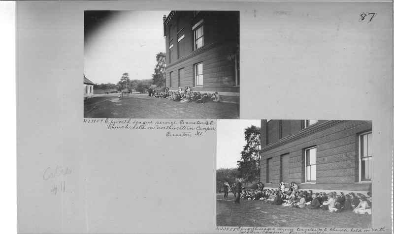 Mission Photograph Album - Cities #11 page 0087
