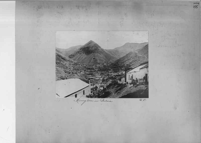 Mission Photograph Album - South America O.P. #1 page 0155