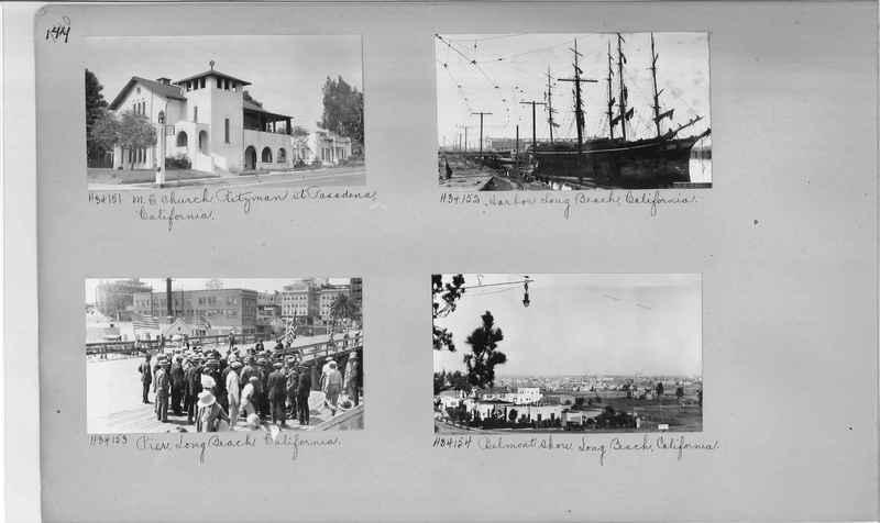 Mission Photograph Album - Cities #15 page 0144