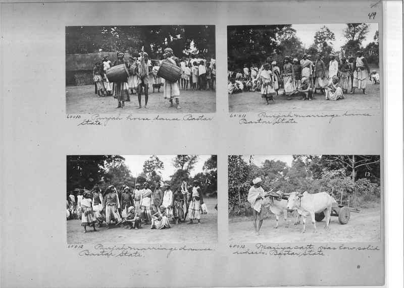 Mission Photograph Album - India #08 Page 0049