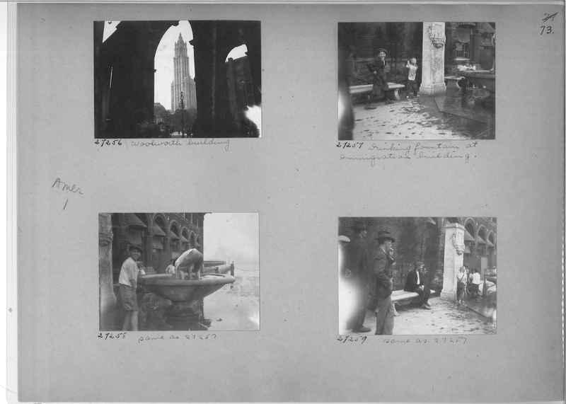 Mission Photograph Album - America #1 page 0073
