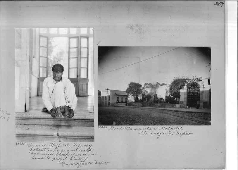 Mission Photograph Album - Mexico #06 page 0257