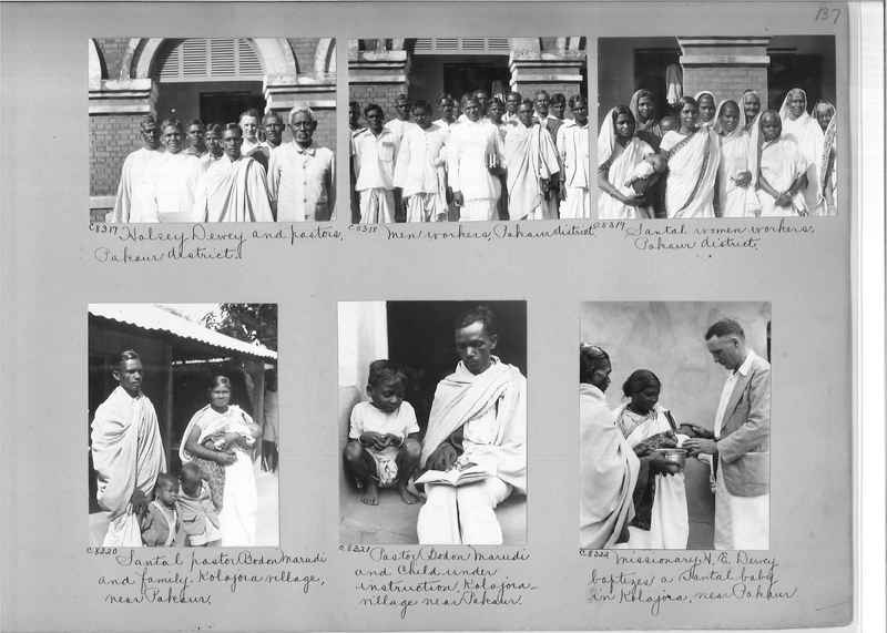 Mission Photograph Album - India #13 Page 0137