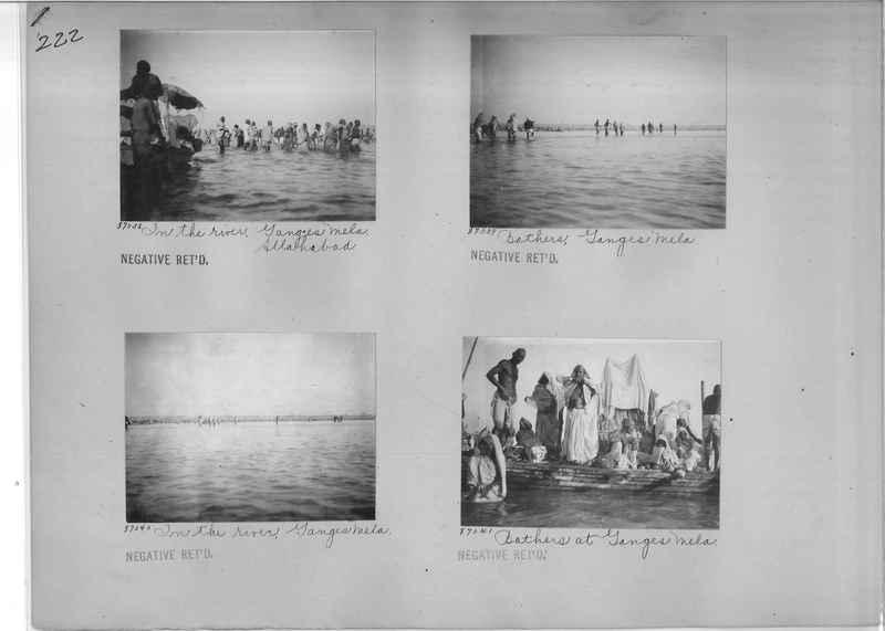 Mission Photograph Album - India #09 Page 0222