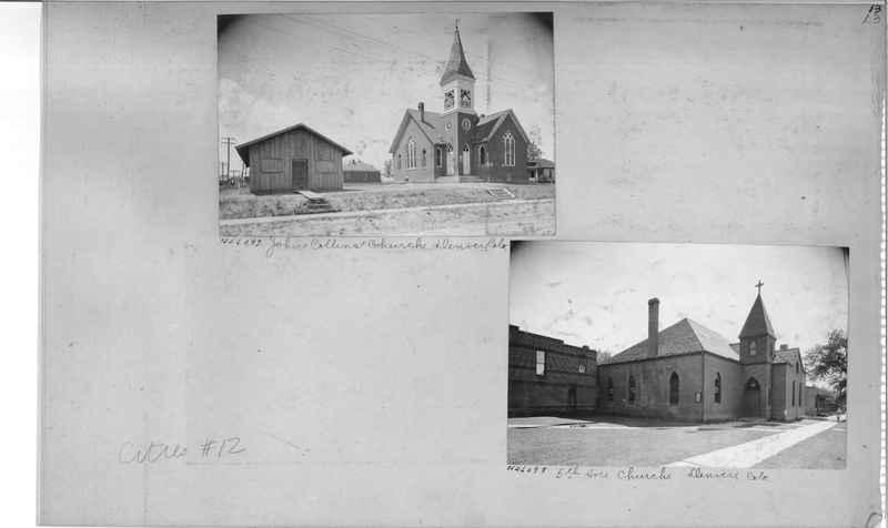 Mission Photograph Album - Cities #12 page 0013