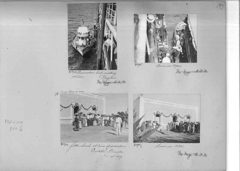 Mission Photograph Album - Mexico #06 page 0197