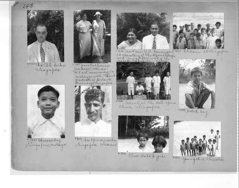 Mission Photograph Album - Malaysia #7 page 0148