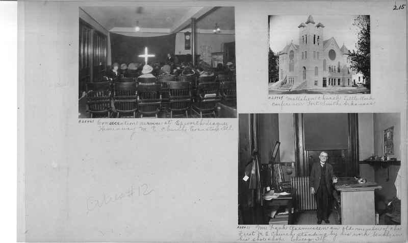 Mission Photograph Album - Cities #12 page 0215