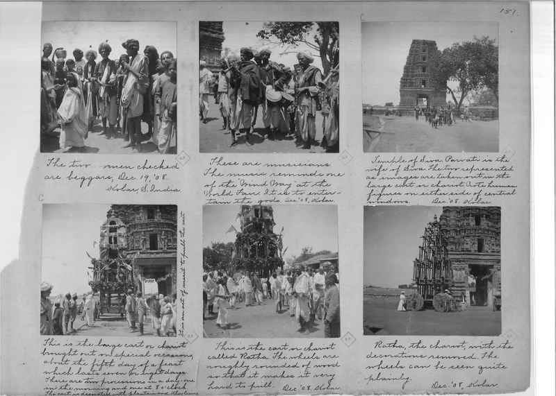 Mission Photograph Album - India - O.P. #01 Page 0151