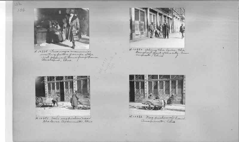 Mission Photograph Album - Negro #1 page 0106