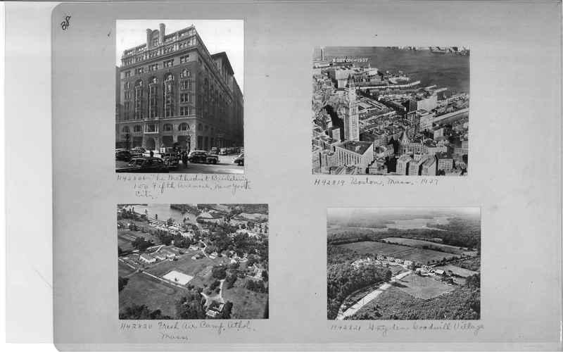 Mission Photograph Album - Cities #18 page 0038