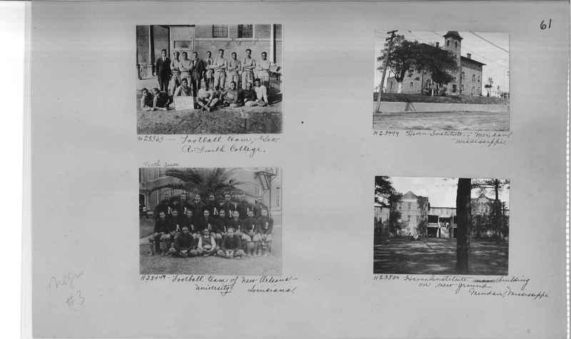 Mission Photograph Album - Negro #3 page 0061