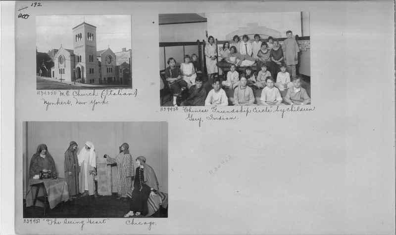 Mission Photograph Album - Cities #15 page 0192