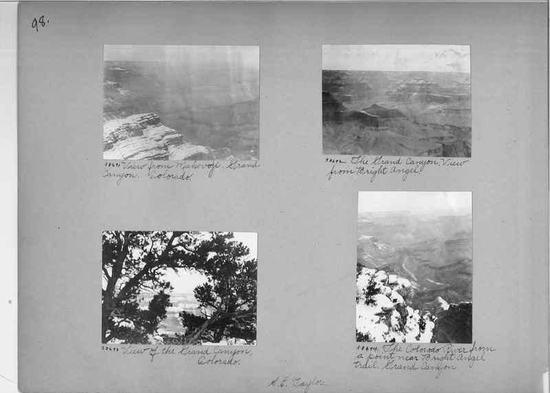 Mission Photograph Album - America #3 page 0098