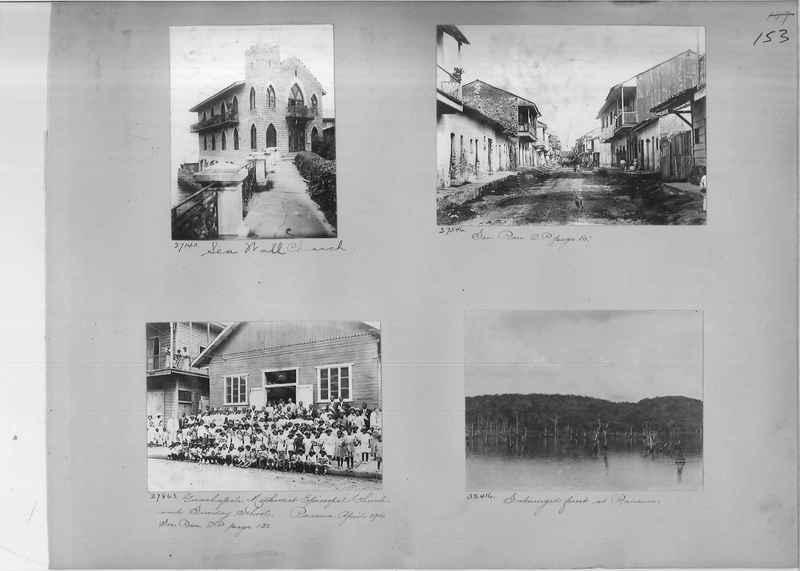 Mission Photograph Album - Panama #02 page 0153