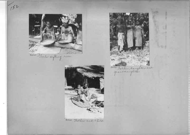 Mission Photograph Album - India #09 Page 0152