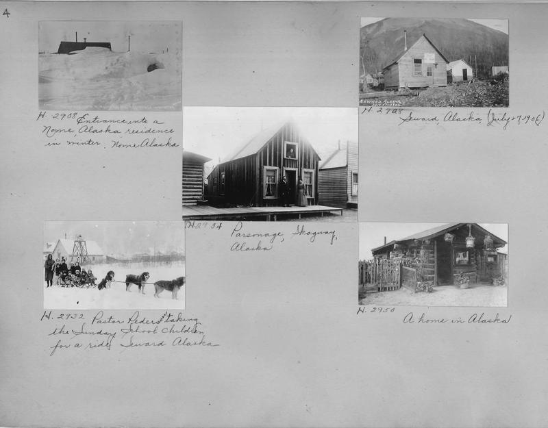 Mission Photograph Album - Alaska #1 page 0004