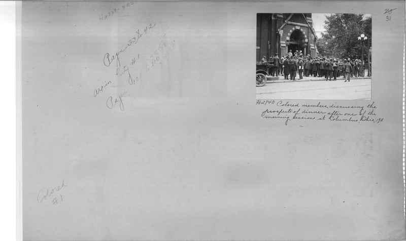 Mission Photograph Album - Negro #1 page 0031