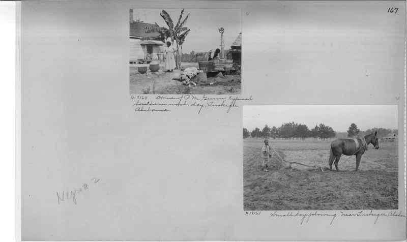 Mission Photograph Album - Negro #2 page 0167