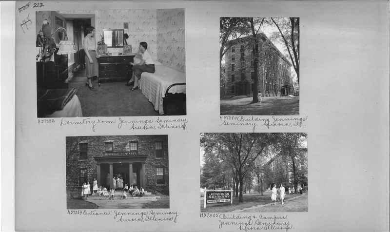 Mission Photograph Album - Education #2 page 0212