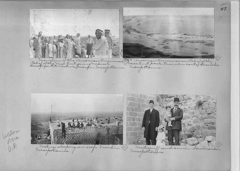 Mission Photograph Album - Western Asia - O.P. - #01 page_0047