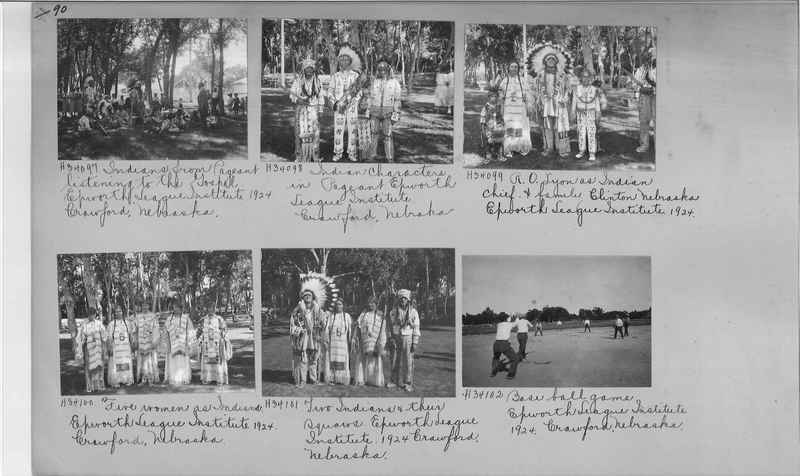 Mission Photograph Album - Education #2 page 0090