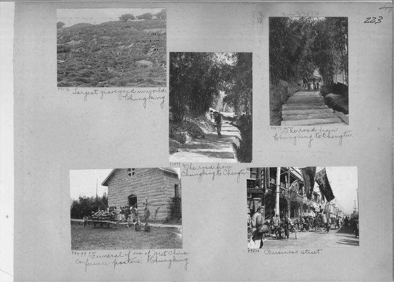 Mission Photograph Album - China #13 page 0223