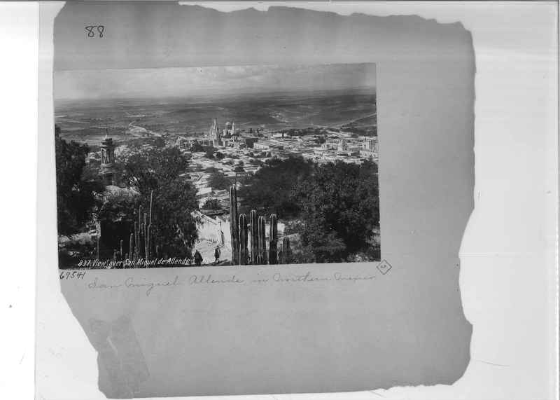 Mission Photograph Album - Mexico - O.P. #01 Page 0088