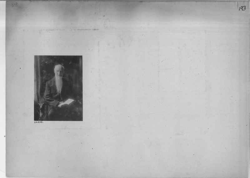 Mission Photograph Album - Portraits #2 page 0193