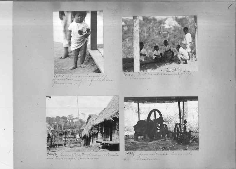 Mission Photograph Album - Panama #03 page 0007