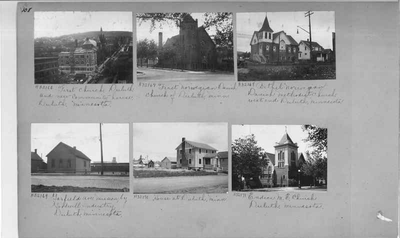 Mission Photograph Album - Cities #14 page 0108