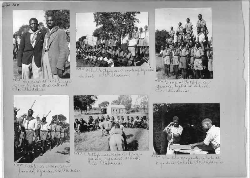 Mission Photograph Album - Africa #15 page 0100