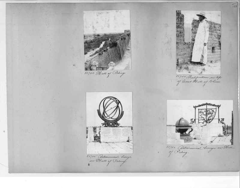 Mission Photograph Album - China #10 pg. 0133