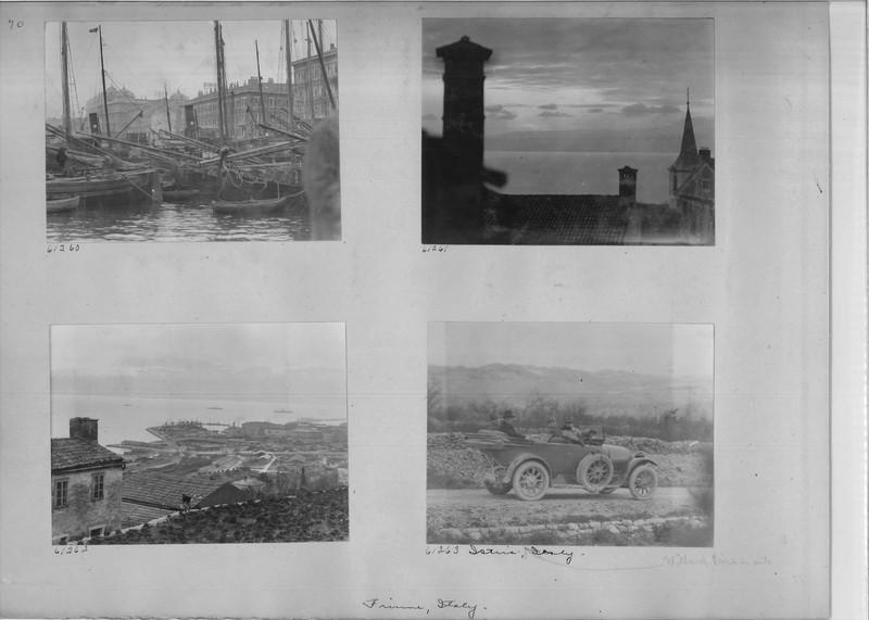Mission Photograph Album - Europe #04 Page 0070