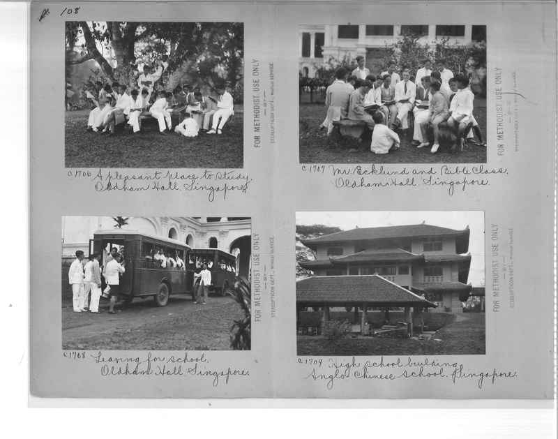 Mission Photograph Album - Malaysia #7 page 0108