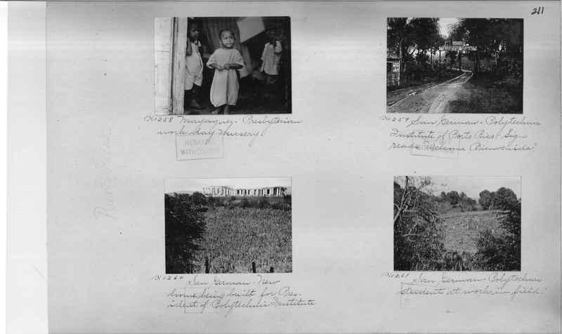Mission Photograph Album - Puerto Rico #2 page 0211