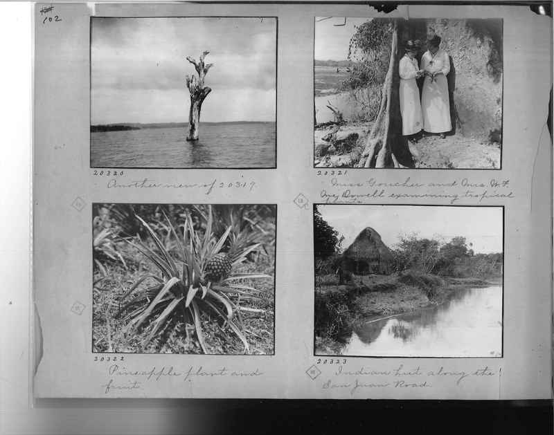Mission Photograph Album - Panama #1 page  0102