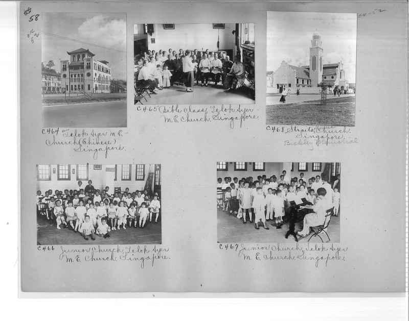 Mission Photograph Album - Malaysia #7 page 0058