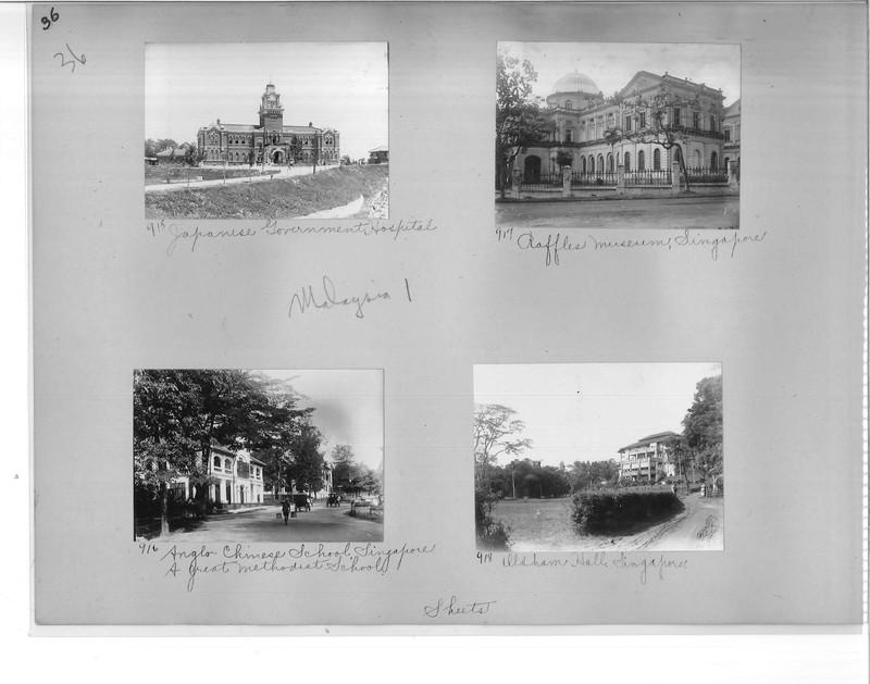Mission Photograph Album - Malaysia #1 page 0036