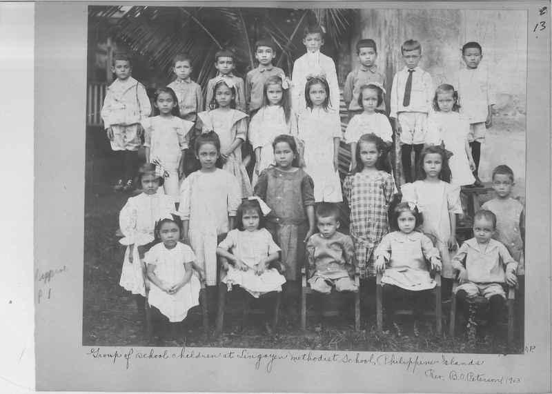 Mission Photograph Album - Philippines OP #01 page 0013