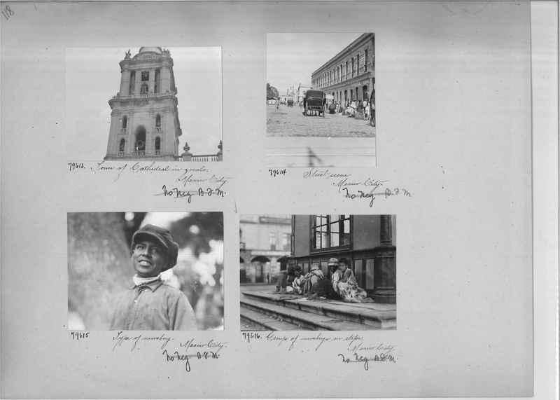 Mission Photograph Album - Mexico #06 page 0118