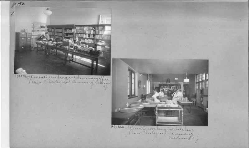 Mission Photograph Album - Education #2 page 0192