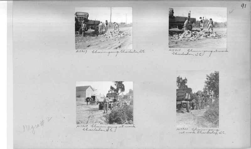 Mission Photograph Album - Negro #2 page 0091