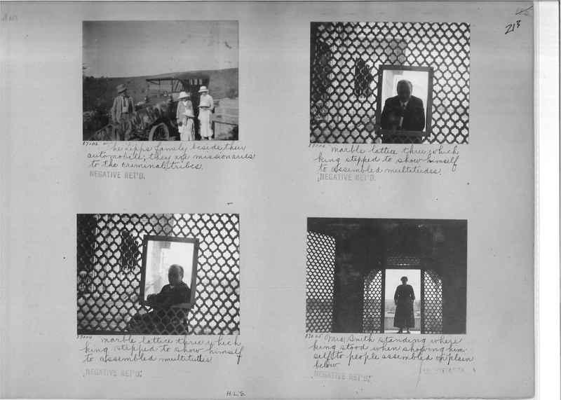 Mission Photograph Album - India #09 Page 0213