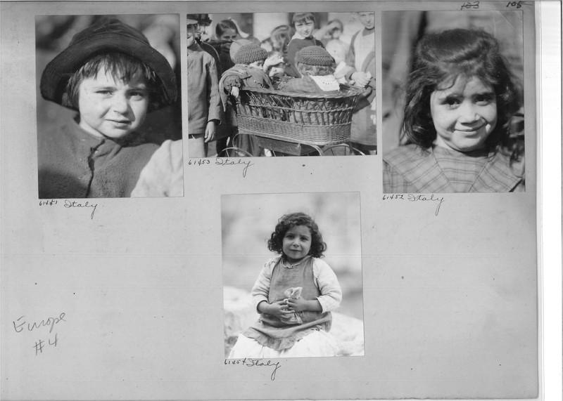 Mission Photograph Album - Europe #04 Page 0105