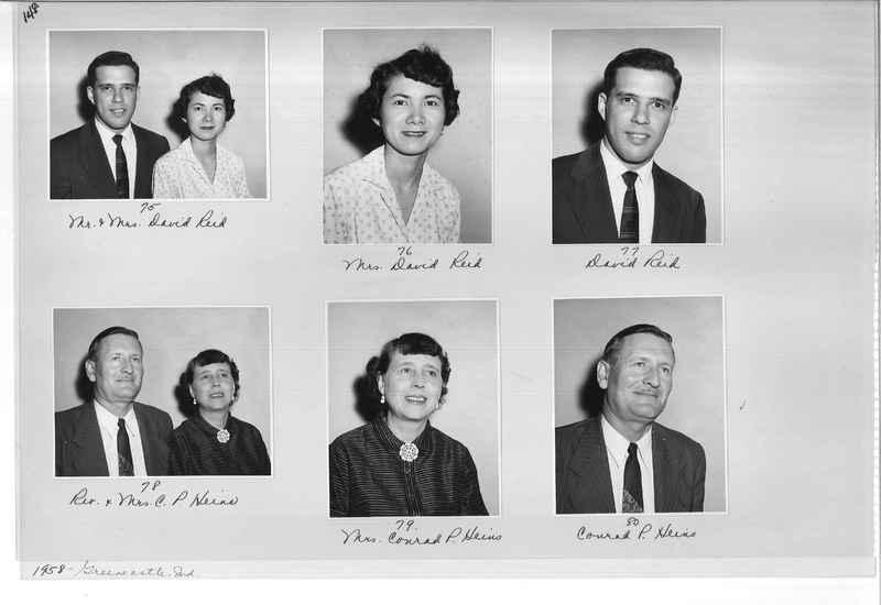 Mission Photograph Album - Portraits #10 Page 0148