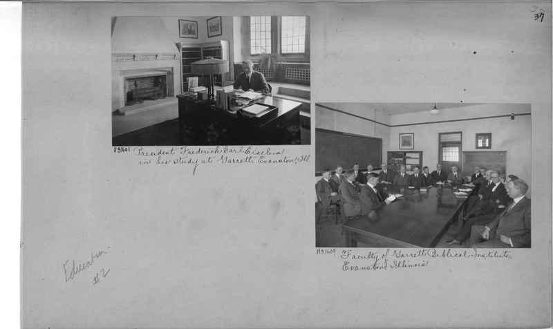 Mission Photograph Album - Education #2 page 0037