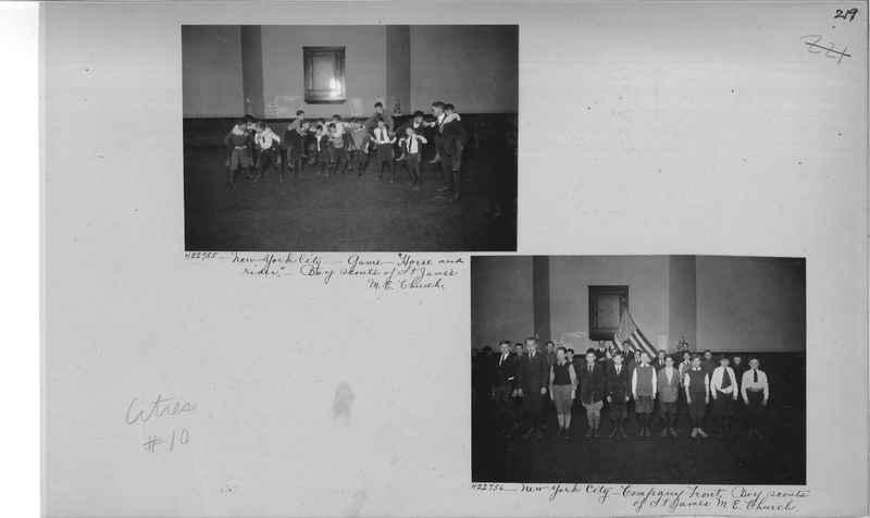 Mission Photograph Album - Cities #10 page 0219