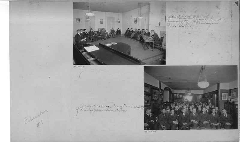 Mission Photograph Album - Education #1 page 0019